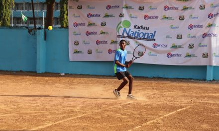 Kaduna Clay Court: Action begins as Players battle for Glory in Kaduna