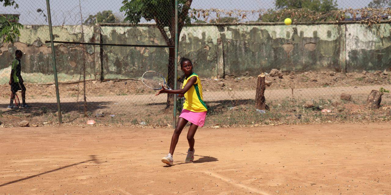 Kaduna Clay Court: Imole Afolabi, Mary Udoffa, Claim Victory to reach last 4