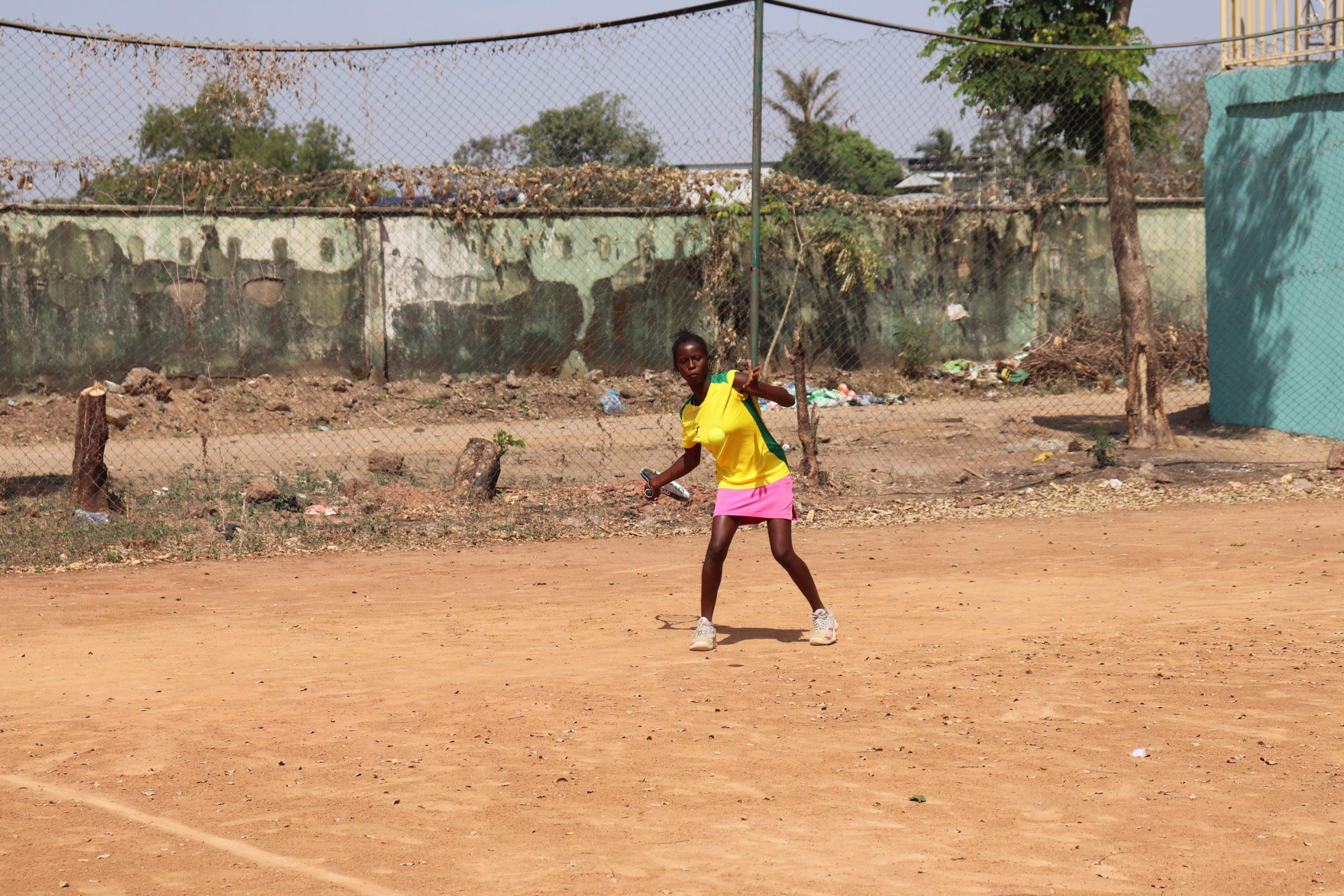 Kaduna Clay Court: Imole Afolabi, Mary Udofa, Claim Victory to reach last 4