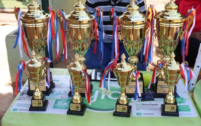Meet the winners of the 2020 Kaduna Clay Court National Junior Tennis Championship