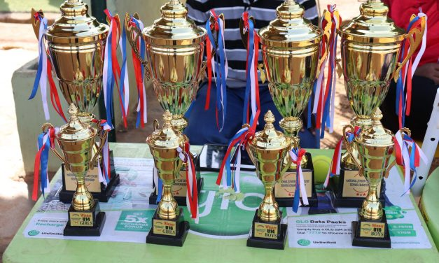 Meet the winners of the 2020 Kaduna Clay Court National Junior Tennis Championship
