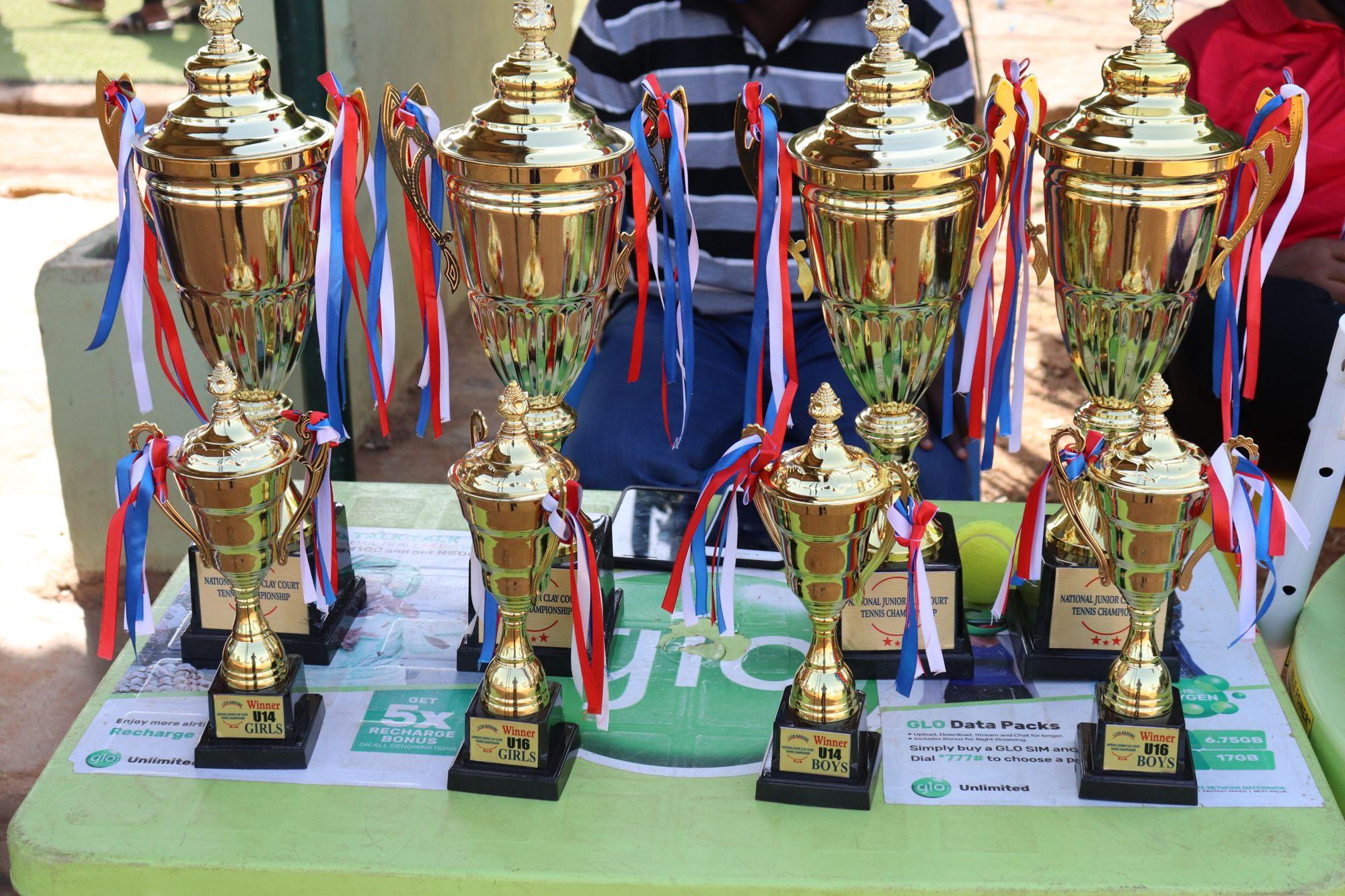 KCC 2020 Trohies