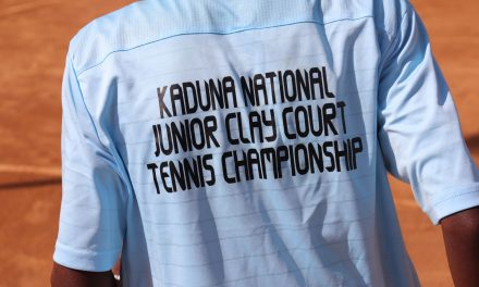 Kaduna Clay Court: Semifinals Action will go down at the Kaduna Club today