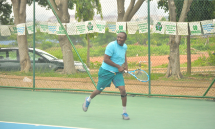 CBN Senior Open: Babalola Knocked Out as Otu, Shehu make Third Round