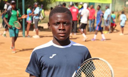 Kaduna Clay Court: Lucky Danjuma Stuns Seun Ogunsakin, As Canice Abua, Suleiman Ibrahim Qualify for Semis