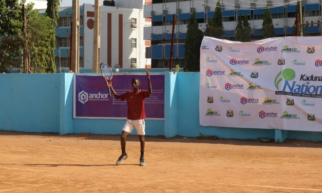 Kaduna Clay Court: Idris downs Azi in Boys 14 final, as Abua overcomes Ibrahim to scoop Boys 16 title