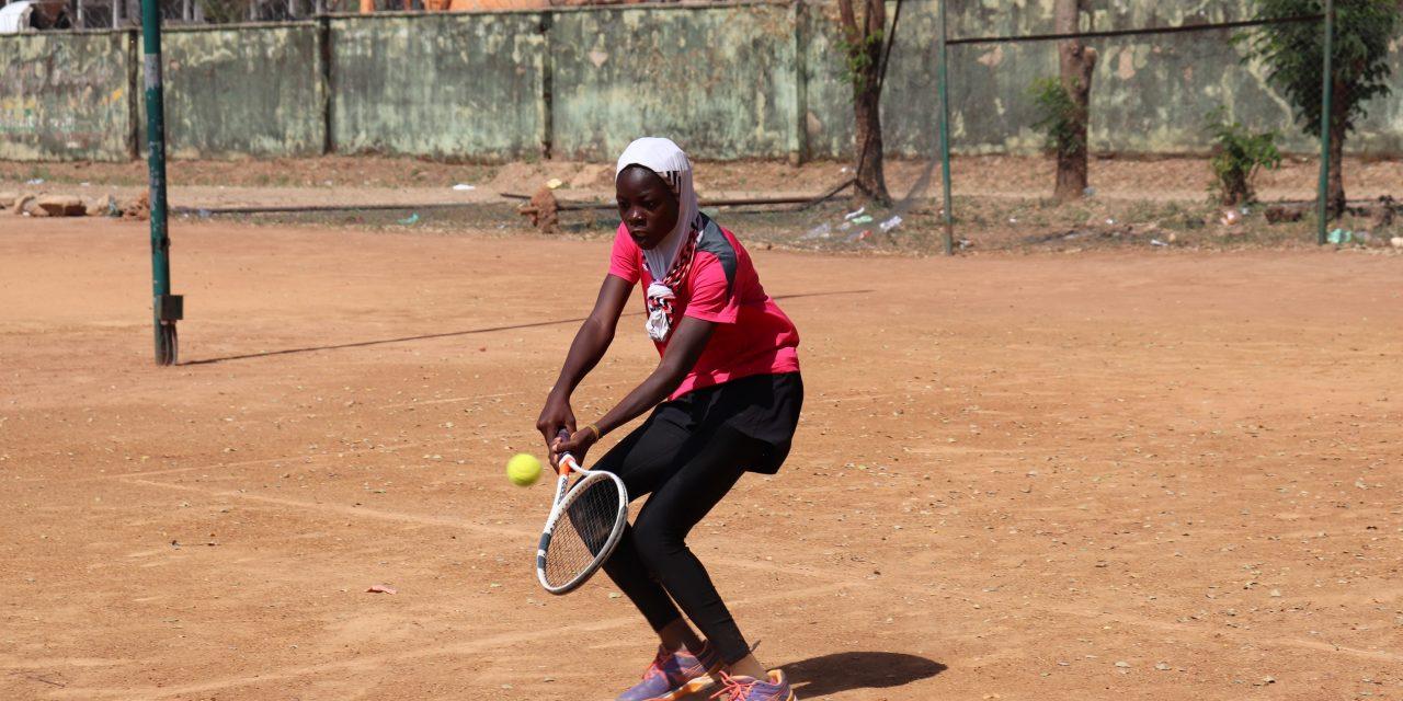 Kaduna Clay Court: Faith Adeusi survives against Khadijat Mohammed as Salamatu Haruna beats Imole Afolabi