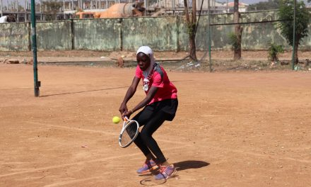 Kaduna Clay Court: Faith Adeusi survives against Khadijat Mohammed as Salamatu Haruna beats Imole Afolabi