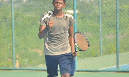 Musa Sani, Wilson Igbinovia, Qualify For CBN Senior Open Main Draw