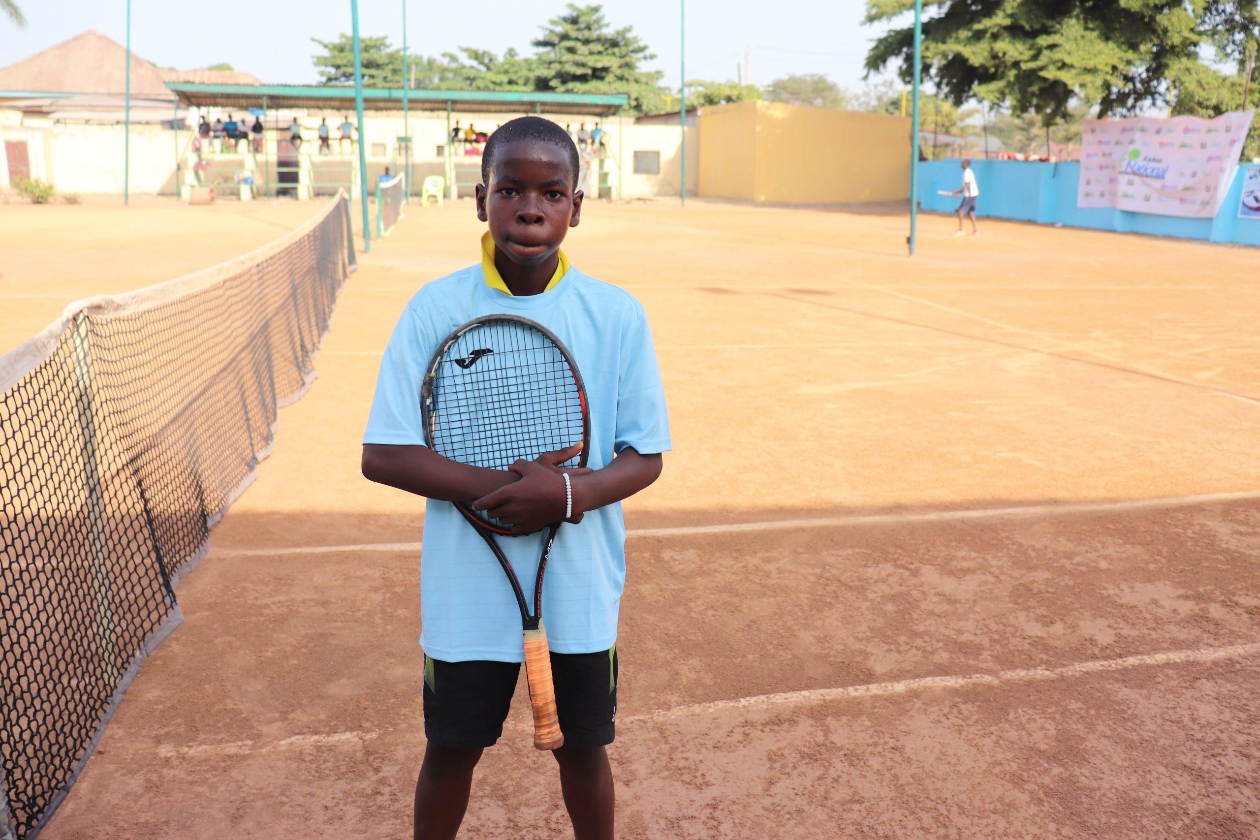 Kaduna Clay Court: Action begins as Players battle for Glory in Kaduna