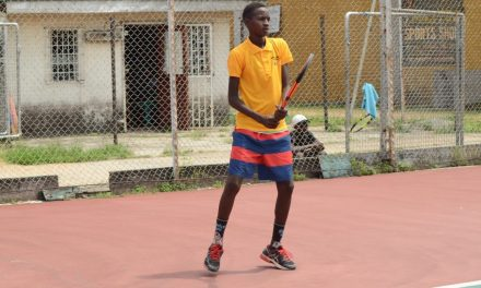 CBN Senior Open: Men's Singles Qualifying Action Intesifies in Abuja