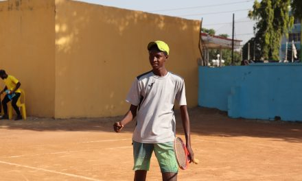 Kaduna Clay Court: Canice Abua eases through, Suleiman Ibrahim battles past Michael Akpan