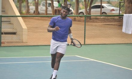 CBN Senior Open: Emmanuel, Quadre, Others, Off To A Good Start In Abuja