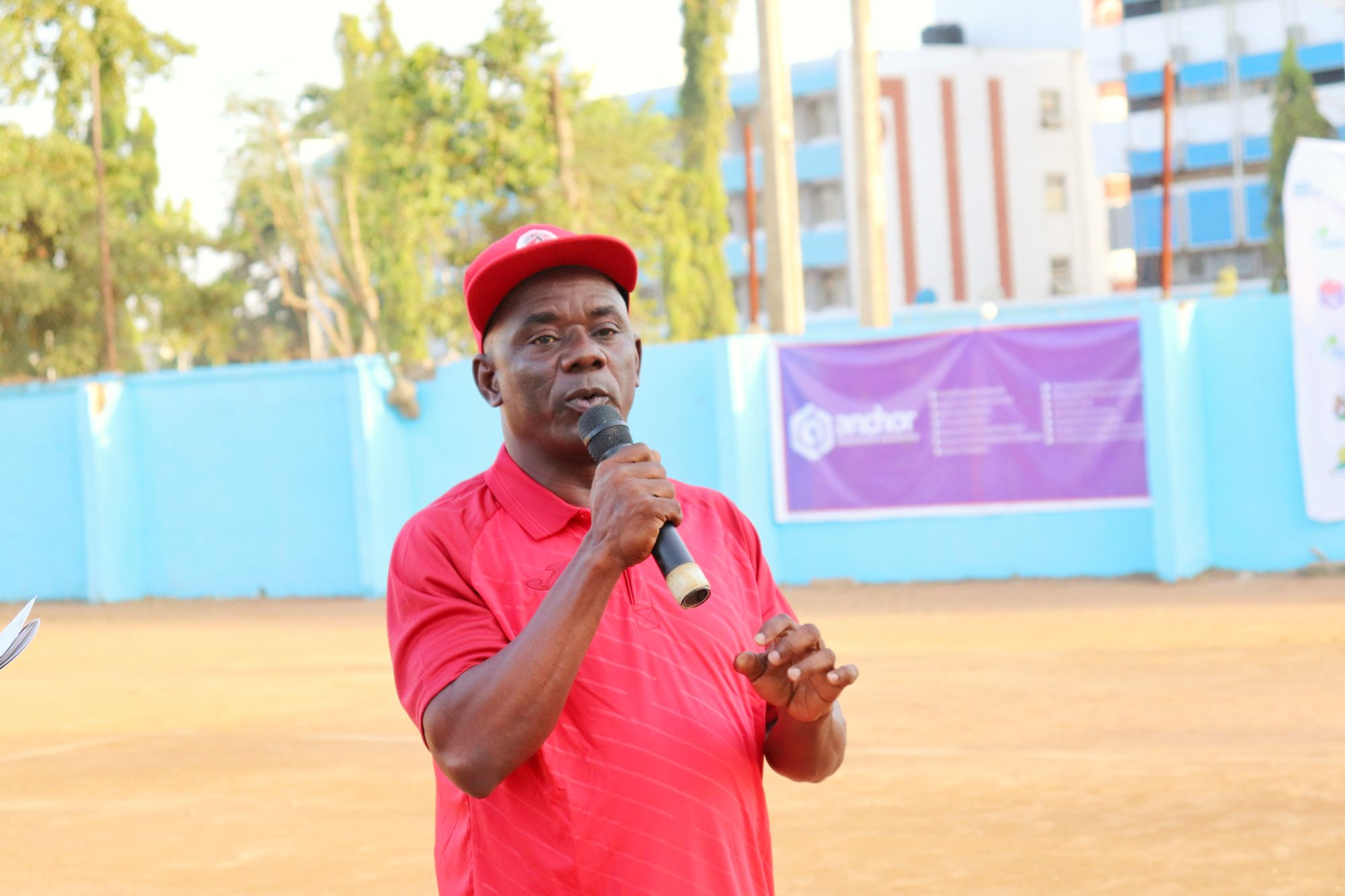 Director of Sports Kaduna State Mallam Yakubu Ibrahim