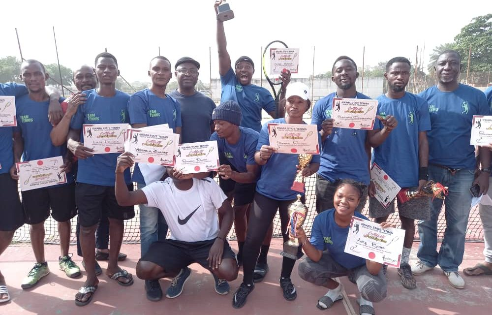 Wuraola and Are finish 2020 as Champions in Kwara State
