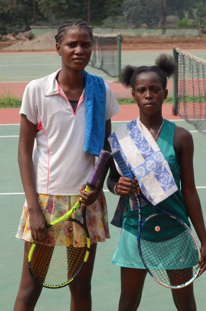 Niniola Ajulo and Imole Afolabi