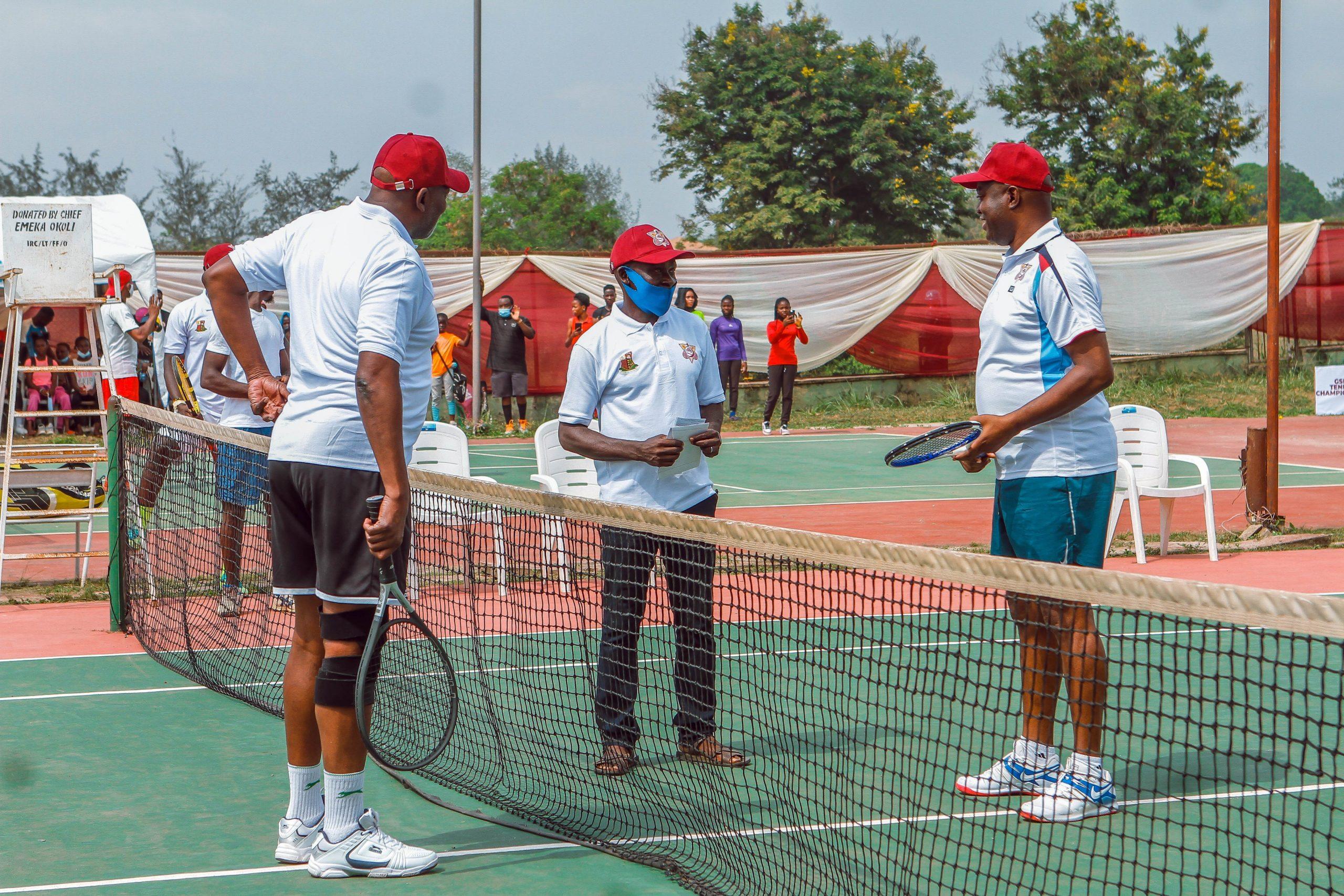Adegoke, Ganiyu, Others, Claim Honours at the Governor Seyi Makinde Tennis Championship