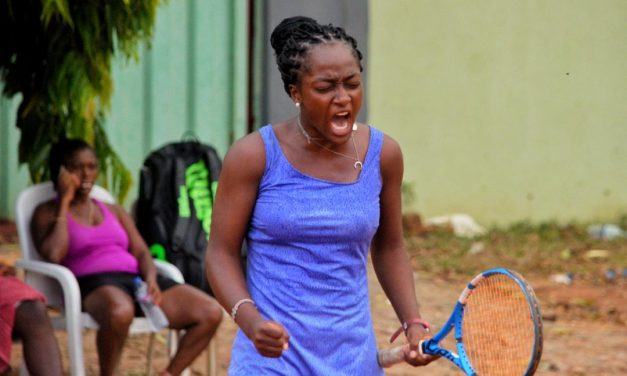 Oyinlomo Quadre Cracks Top 100 in the World Junior Rankings